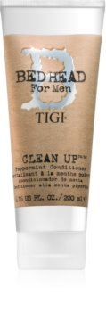 TIGI Bed Head B for Men Clean Up acondicionador limpiador  anticaída del cabello