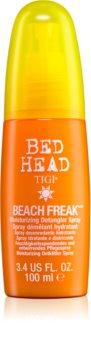 TIGI Bed Head Beach Freak spray nawilżający dla łatwego rozczesywania włosów