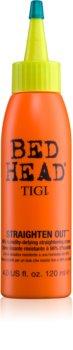 TIGI Bed Head Straighten Out Kräm För hårplattning