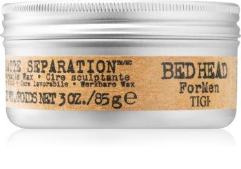 TIGI Bed Head B for Men Matte Separation cire matifiant pour cheveux