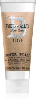 TIGI Bed Head B for Men Power Play styling gel  fixare puternică