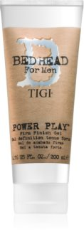 TIGI Bed Head B for Men Power Play стилизиращ гел силна фиксация
