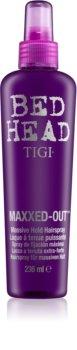 TIGI Bed Head Maxxed-Out lak na vlasy extra silné zpevnění