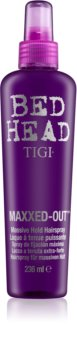 TIGI Bed Head Maxxed-Out laque cheveux fixation extra forte