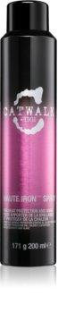 TIGI Catwalk Sleek Mystique spray pour protéger les cheveux contre la chaleur