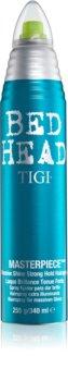 TIGI Bed Head Masterpiece лак для волосся середньої фіксації