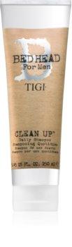 TIGI Bed Head B for Men Clean Up Shampoo zur täglichen Anwendung