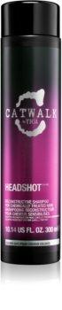 TIGI Catwalk Headshot champú regenerador para cabello químicamente tratado