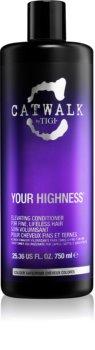TIGI Catwalk Your Highness šampon za volumen