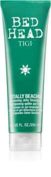 TIGI Bed Head Totally Beachin čisticí šampon pro vlasy namáhané sluncem