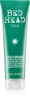 TIGI Bed Head Totally Beachin почистващ шампоан за изтощена от слънце коса