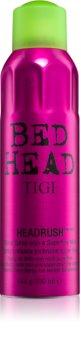 TIGI Bed Head Headrush spray para dar brilho
