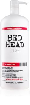 TIGI Bed Head Urban Antidotes Resurrection șampon pentru par sensibil