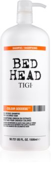 TIGI Bed Head Colour Goddess Oil Shampoo For Colored Hair