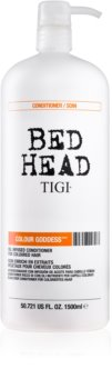 TIGI Bed Head Colour Goddess balsamo all'olio per capelli tinti