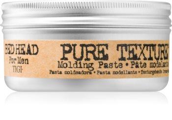 TIGI Bed Head B for Men Pure Texture modellező paszta az alakért és formáért