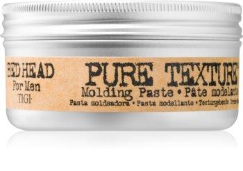 TIGI Bed Head B for Men Pure Texture моделираща паста  за фиксиране и оформяне