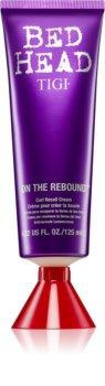 TIGI Bed Head On the Rebound crema modellante per l'elasticità dei capelli mossi