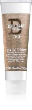 TIGI Bed Head B for Men Balm Down balzam po holení s chladivým účinkom