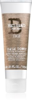 TIGI Bed Head B for Men Balm Down borotválkozás utáni balzsam hűsítő hatással