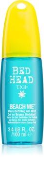 TIGI Bed Head Beach Me gel en spray pour un effet retour de plage