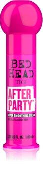 TIGI Bed Head After Party вирівнюючий крем для блиску та шовковистості волосся