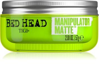 TIGI Bed Head Manipulator Matte modelovací pasta s matným efektem