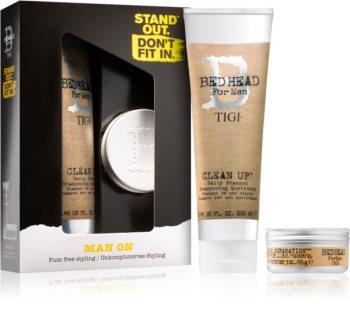 TIGI Bed Head B for Men Clean Up set de cosmetice (i.) pentru bărbați