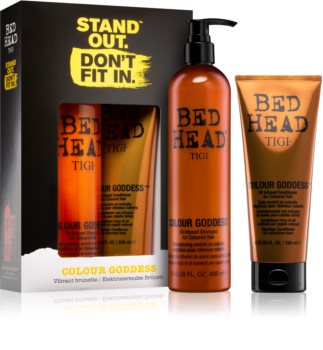TIGI Bed Head Colour Goddess Cosmetic Set (For Colored Hair)