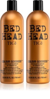 TIGI Bed Head Colour Goddess изгодна опаковка XII. (за боядисана коса) за жени