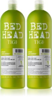 TIGI Bed Head Urban Antidotes Re-energize výhodné balení VI. (pro normální vlasy) pro ženy
