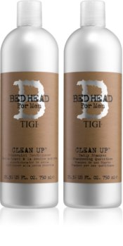 TIGI Bed Head B for Men Clean Up conditionnement avantageux IX. (pour tous types de cheveux) pour homme