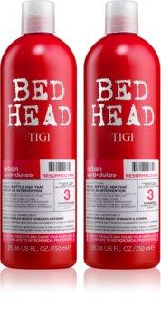 TIGI Bed Head Urban Antidotes Resurrection выгодная упаковка I. (для тонких и ослабленных волос) для женщин