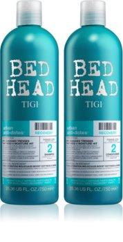 TIGI Bed Head Urban Antidotes Recovery kozmetika szett I. (száraz és sérült hajra) hölgyeknek