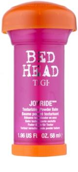 TIGI Bed Head Joyride bálsamo en polvo para dar textura al cabello