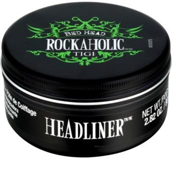 TIGI Bed Head Rockaholic cera para dar definición al peinado para dar definición y mantener la forma
