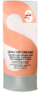 TIGI S-Factor Diamond Dreams balzam za vse tipe las
