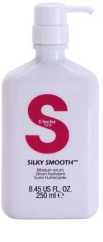 TIGI S-Factor Smoothing sérum hidratante protector de calor para el cabello