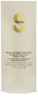 TIGI S-Factor True Lasting Colour kondicionér pre farbené vlasy
