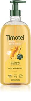 Timotei Precious Oil sampon hranitor cu ulei de argan