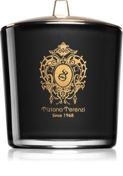 Tiziana Terenzi Almond Vanilla vonná sviečka s dreveným knotom