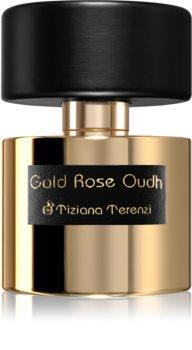 Tiziana Terenzi Gold Gold Rose Oudh extracto de perfume unisex