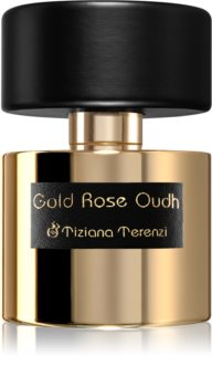 Tiziana Terenzi Gold Rose Oudh Hajuveden Uute Unisex