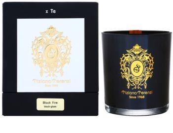 Tiziana Terenzi Black Fire Αρωματικό κερί   μικρή
