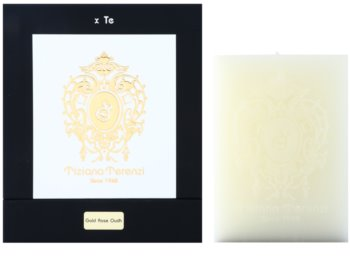 Tiziana Terenzi Gold Gold Rose Oudh lumanari parfumate  10 cm