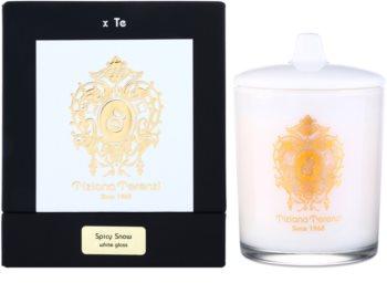 Tiziana Terenzi Spicy Snow mirisna svijeća   mala sa zatvaračem