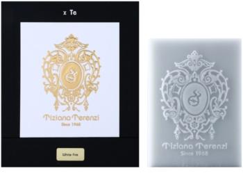 Tiziana Terenzi Gold White Fire Duftkerze  10 cm