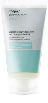Tołpa Dermo Men Deep-Cleansing Gel for Face