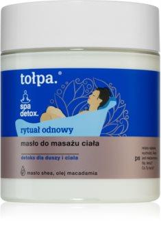 Tołpa Spa Eco Relax Körperbutter für sehr trockene Haut