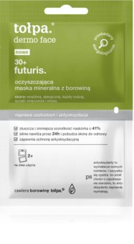 Tołpa Dermo Face Futuris 30+ Cleansing Mask With Minerals